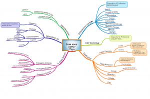 Questa mappa mentale dei DPC è stata realizzata da Fabrizio Cirillo