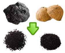 carboni attivi base