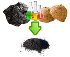 carboni attivi impregnati